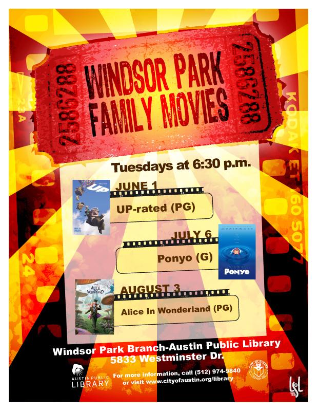 Family Movie Night Flyer Tonight holds family movie