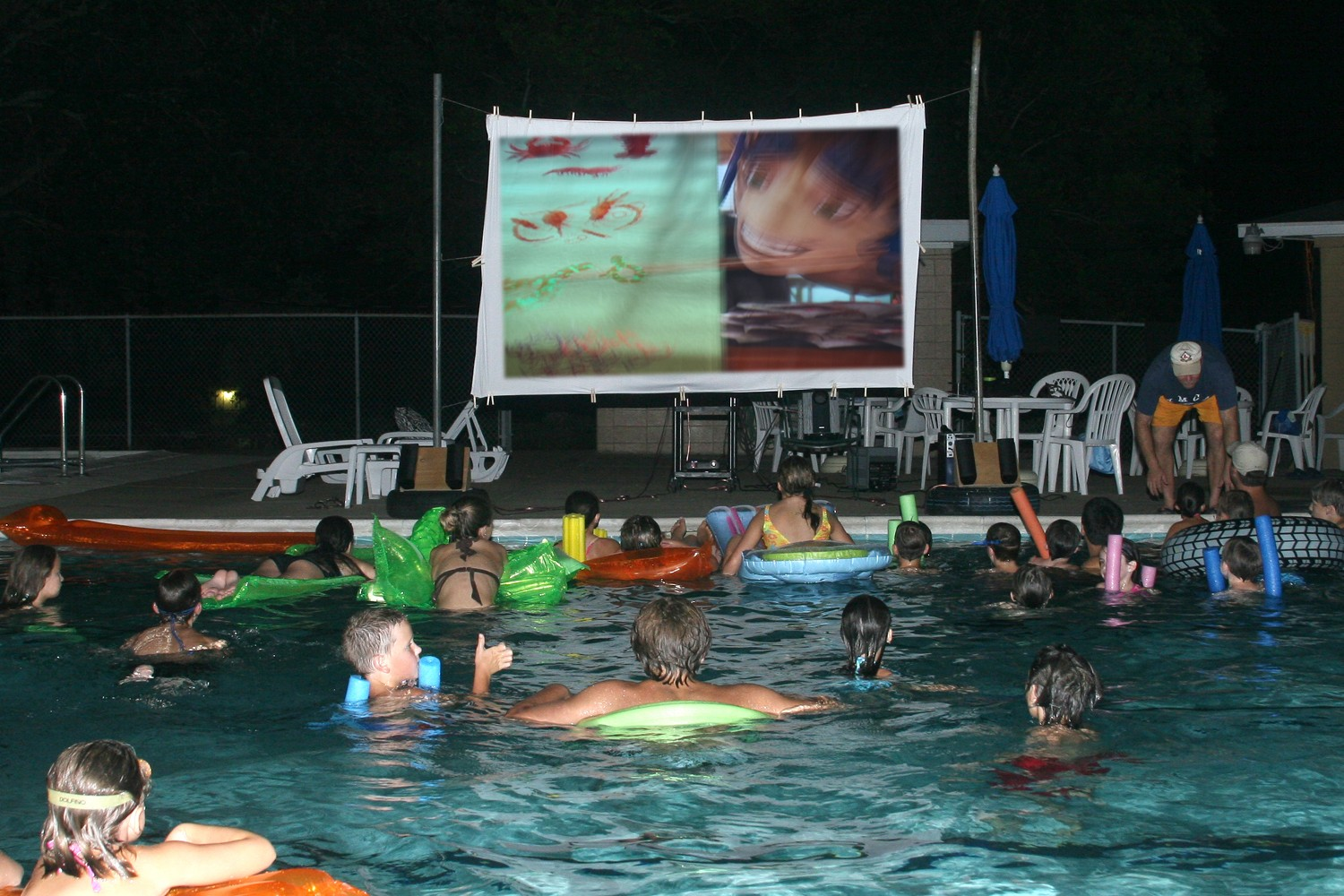 Image result for movie at the pool
