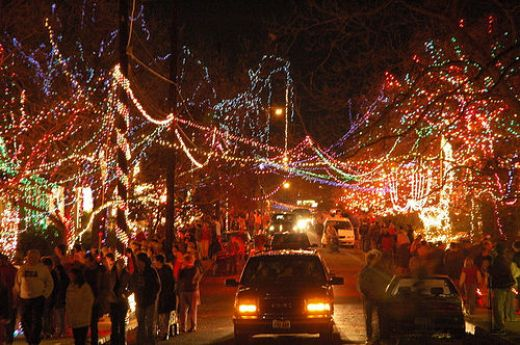 check out 6656c b9813 352. 37th Street Christmas Lights - 365 Things to Do in Austin ...