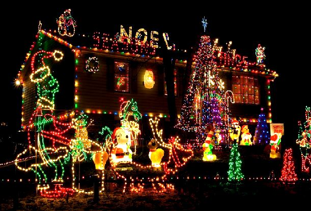 359 Look At Christmas Light Displays 365 Things To Do
