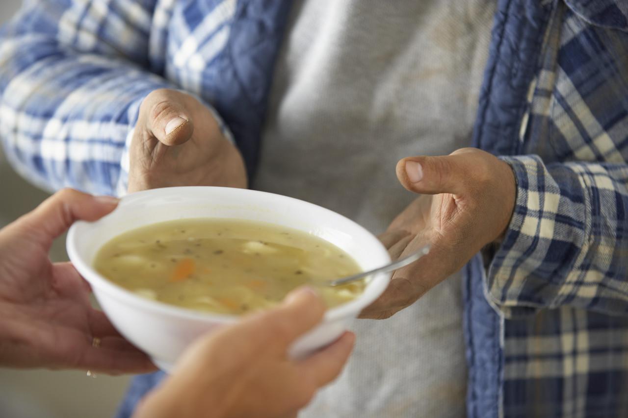 Volunteering In A Soup Kitchen Austin